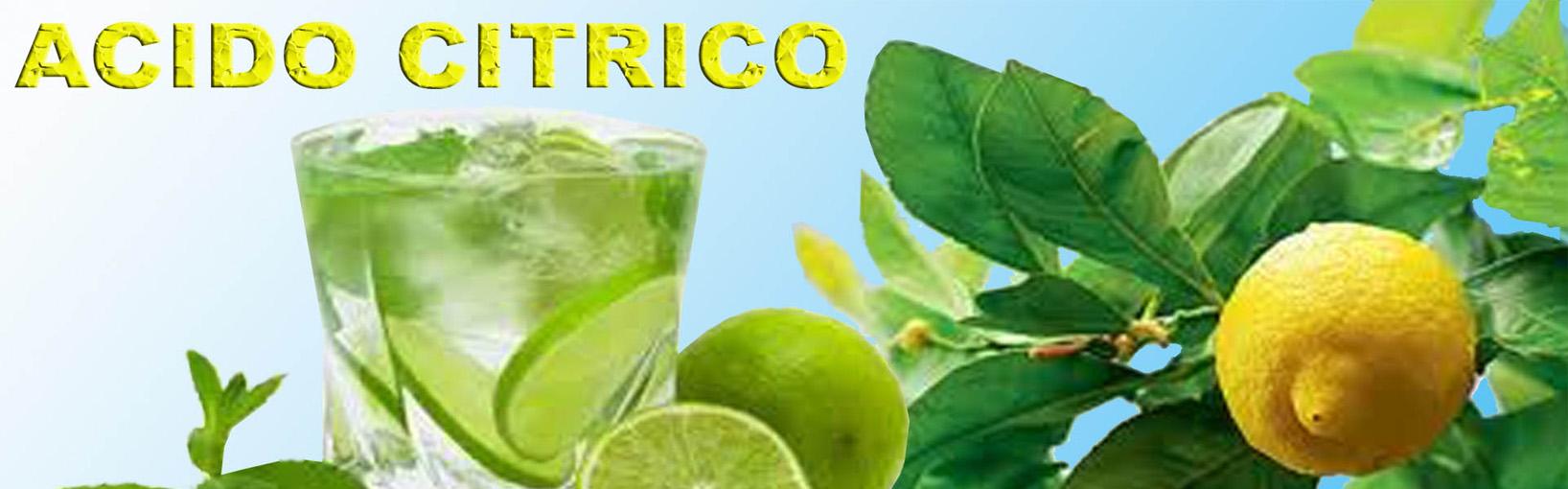 Acido citrico Realçador de sabor Realce no Sabor